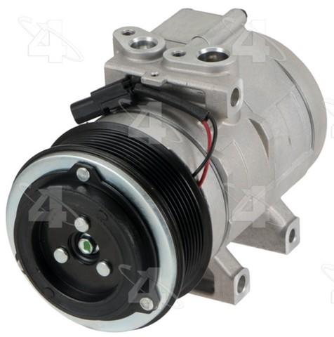 Four Seasons 98322 A/C Compressor