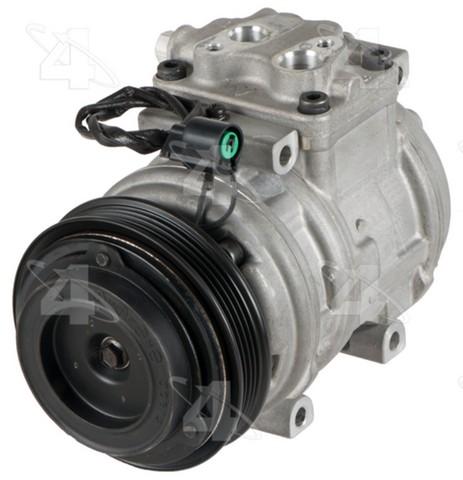Four Seasons 98344 A/C Compressor