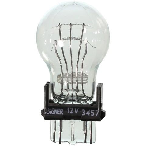 Wagner Lighting 3457 Brake Light Bulb,Side Marker Light Bulb,Tail Light Bulb,Turn Signal Light Bulb