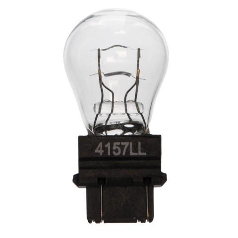 Wagner Lighting 4157LL Brake Light Bulb,Side Marker Light Bulb,Tail Light Bulb,Turn Signal Light Bulb