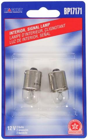 Wagner Lighting BP17171 Engine Compartment Light Bulb,Map Light Bulb,Tail Light Bulb,Trunk Light Bulb