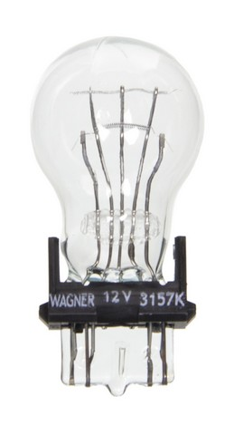 Wagner Lighting BP3157LL Back Up Light Bulb,Center High Mount Stop Light Bulb,Tail Light Bulb