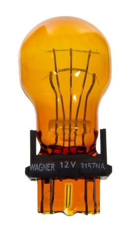 Wagner Lighting BP3157NA Parking Light Bulb,Side Marker Light Bulb,Turn Signal Light Bulb