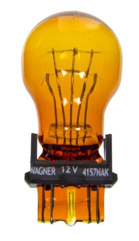 Wagner Lighting BP4157NALL Parking Light Bulb,Side Marker Light Bulb,Turn Signal Light Bulb