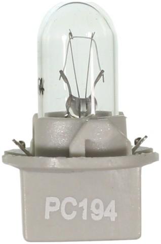 Wagner Lighting PC194 Glove Box Light Bulb,Instrument Panel Light Bulb,Map Light Bulb